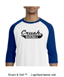 Adult Colorblock Raglan Jerseys Design Zoom